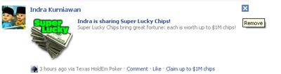 วิธีบล็อกเกมส์ต่างบนเฟซบุ๊ก(Facebook)ของคุณ ไม่ว่าจะเป็นมาเฟีย วอร์(Mafia Wars),ปลูกผัก(FarmVille) หรืออื่นๆ