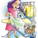 วิธีรีดผ้าให้เรียบ