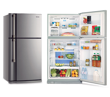 วิธีการดูแลรักษาตู้เย็น