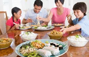 เคล็ดลับกระชับรักด้วยมื้ออาหารในครอบครัว