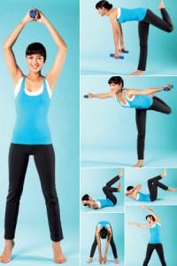 วิธีการเคลื่อนไหวออกกำลังกายที่ถูกต้อง