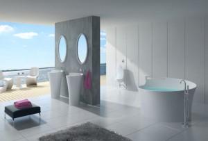 วิธีรักษาอ่างอาบน้ำให้สะอาดเอี่ยม