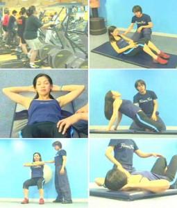 วิธีออกกำลังกายของคุณแม่หลังคลอดเกินหนึ่งเดือน