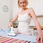 วิธีทำให้การรีดผ้าง่ายขึ้น