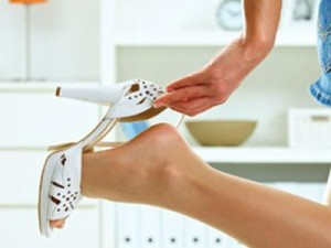 วิธีแก้ไขปัญหารองเท้ากัด